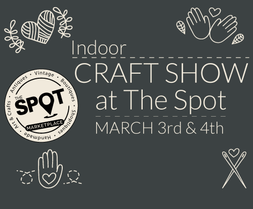 Craft Show At The Spot The Spot