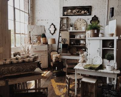 February 16th & 17th Antique, Vintage & Art Show