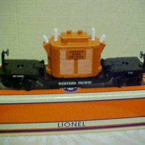 Lionel Transformer Car