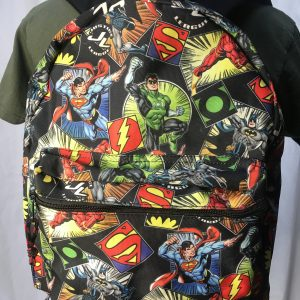 JUSTIC LEAGUE BACK PACK