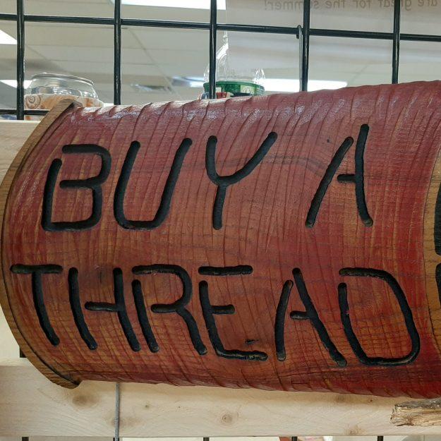 Buy A Thread