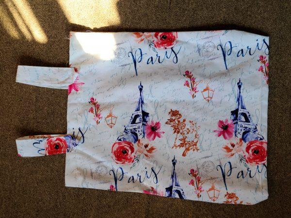 """""""Paris"""" Hand made Tote"""