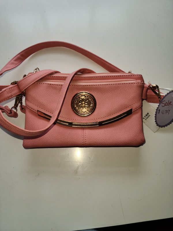 """Pretty in Pink"""" Bag"""