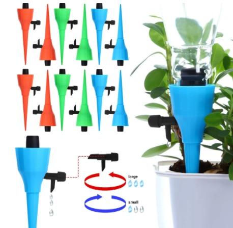 3 pcs random automatic watering dripper